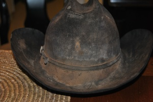 beat up hat