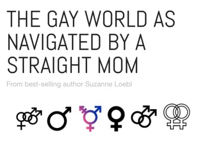The Gay World as Navigated by a Straight Mom