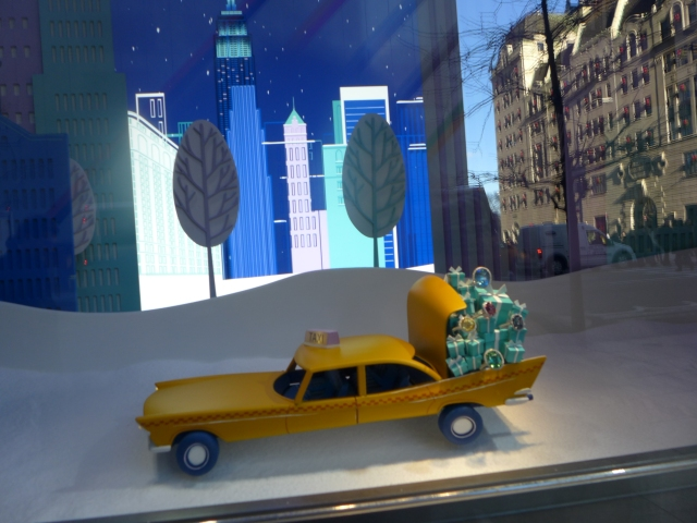 Tiffany's window display