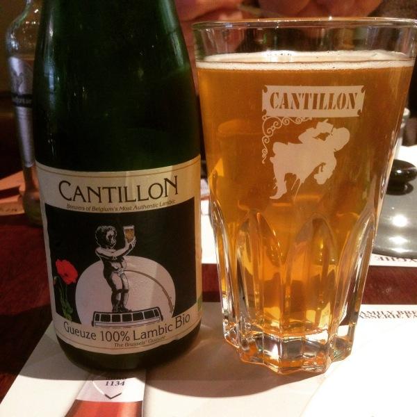 Cantillon Gueuze