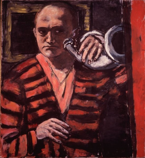 3-max-beckmann-in-new-york_beckmann_self-portrait-with-horn_neue-galerie-new-york-and-private-collection_custom-659c0691cfbcb86c735f49d7606893643d93932e-s800-c85