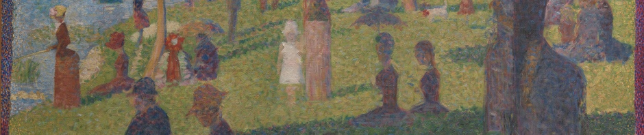 """A Sunday on La Grande Jatte,"" Georges Seurat"